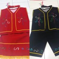 Baju Dayak Paling Murah Anak Sd - Pakaian Adat Kalimantam