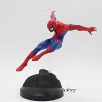 15cm Action Figure Spiderman Bahan PVC untuk Koleksi