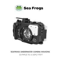 Seafrogs Underwater Camera Housing for Olympus TG-6