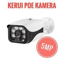 KERUI 5MP CCTV POE RJ45 Indoor Outdoor IR-Cut poe NVR 4CH / 8CH