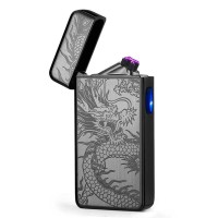 DAROBTL Korek Api Elektrik Double Pulse Plasma Arc USB Recharge JL-611