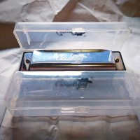 Harmonika silver original cowboy murah chord C