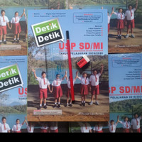 Best Seller !!! Detik - Detik SD/MI Terbaru Tahun 2020 Free Kunci Jaw