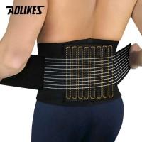Back Support Brace Belt Lumbar Lower Waist Support Back Pain