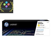 Toner Laserjet HP 202A (CF502A) YELLOW