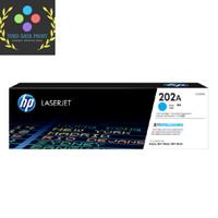 Toner Laserjet HP 202A cyan (CF501A)