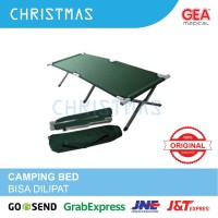 Camping Bed GEA YDC 1A17 / GEA Velbed / Tempat Tidur Camping
