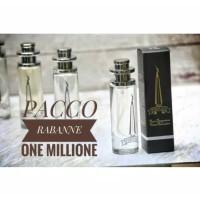 TERBAIK NO 7 DUNIA PARFUM PRIA PACCO RABANNE ONE MILLION BERKELAS