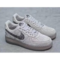 Sepatu Nike Air Force 1 Reigning Champ Low Grey - Premium Quality