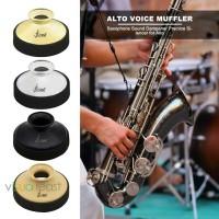 Peredam suara Saxophone alto Silencer Saxofon Alto Muffler PSSA1