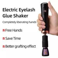 eyelash glue shaker / brush cleaner pembersih brush elektrik
