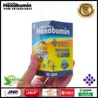 Walatra Hexabumin - Madu Murni Plus Albumin - Nano Technology - BPOM