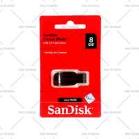 ORIGINAL SANDISK FLASHDISK 8GB CRUZER BLADE CZ50 USB FLASH DISK 8 GB