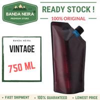 Vapur Vintage Wine Carrier 0.75 L Original Botol Lipat Travelling