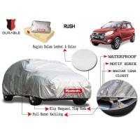 Rush Terios Cover Mobil Durable Rubik Sarung Mobil Outdoor 3 lapis