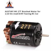 Goolrc 540/27t Motor Brushed Sensored for Rc 1/10
