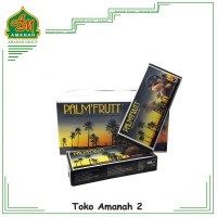 Kurma Palm Fruit 500gr / Palm Frutt / Kurma Tunisia 1 Dus (12 pcs)