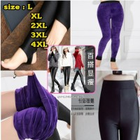 Legging Winter Thermal Import Premium BIG SIZE JUMBO | LongJohn Wanita