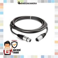 Cable XLR Male - XLR Female - Mixer To Mic Rode NTG Kabel Canare