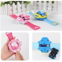 mainan remote control jam tangan mobil