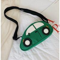 1658 Tas Anak Pria / Tas Selempang Anak / Tas Mobil / Tas Fashion