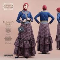 tuneeca / long dress / gamis
