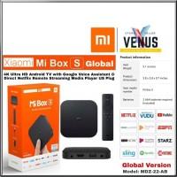 Xiaomi Mi Box S 4K Ultra HD - Mibox S AndroidTV