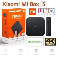 Xiaomi Mi Box S - MiBox Android TV 4K Ultra HD Set-Top Box