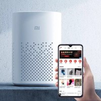 (duditech) Xiaomi Mi Xiao Ai Bluetooth Speaker Play Wifi Voice Control
