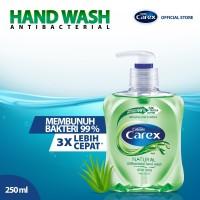 Carex Hand Wash Aloe Vera Pump 250 ml