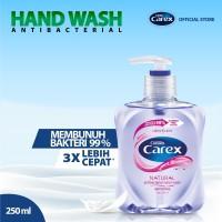 Carex Hand Wash Sensitive Pump 250 ml