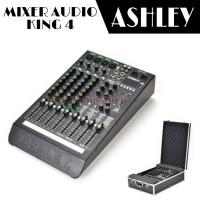 MIXER AUDIO ASHLEY KING 4 4CH ORIGINAL