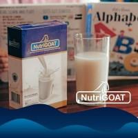MURAH - Nutrigoat Susu kambing 200Gram - Susu Bubuk - Dewasa dan Anak