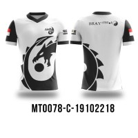 Kaos Jersey Game Esports Mobile Legend Free Fire PUBG CUSTOM MT0078