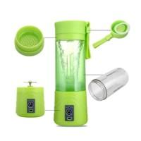 GET CASHBACK Juice cup blender mini portable USB blender juicer Alat