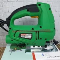 mesin jigsaw potong kayu triplek akrilik modern m2200l