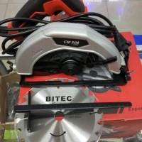 mesin circle bitec cm 508 / mesin potong kayu / circular saw