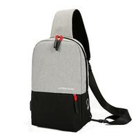 FREEKNIGHT Tas Selempang Pria Fashion USB Charger TS501