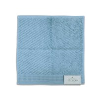 TERRY PALMER FACE TOWEL - ROYAL EGYPTIAN - V LINE