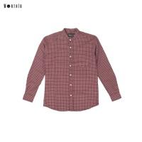 Worth ID Collar Shirt Maroon