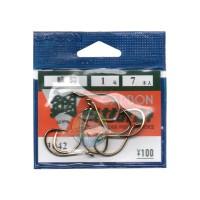 Kail Pancing Carbon Kawasemi Hook 1042 No 1 Isi 7 tool and parts