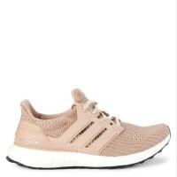 Sepatu Lari ADIDAS Pink Coklat Original Ultraboost grab it fast