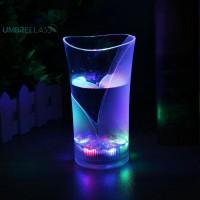 Gelas Luminous dengan Lampu LED Warna-Warni untuk Pesta Club