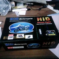 lampu hid motor merk xenon made in korea