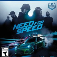 PS4 NEED FOR SPEED limited stok