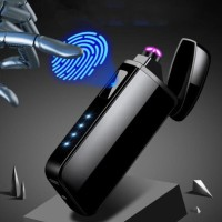 Korek Api Elektrik Pulse Plasma Touch Sensor Elegant Design ACL8