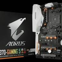 Gigabyte Ax370 Gaming 5 Ryzen Amd4