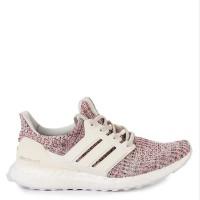 Sepatu Lari ADIDAS Pink Putih Original Ultraboost onderdil top