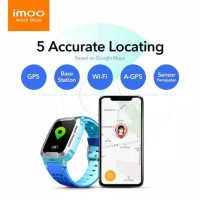 Jam Tangan Terbaru Imoo Y1 Garansi Resmi - Smartwatch Imoo Y 1