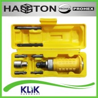 Hasston Prohex Obeng Ketok Set 6 Pcs - Impact Screwdriver 2582-600